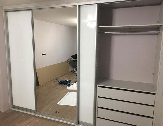 Шкафы Купе В Спальню Фото В Мытищах